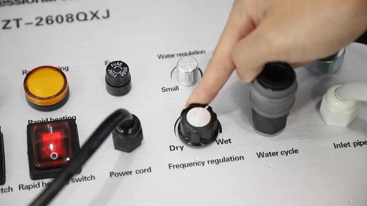 Purificador de aire de ozono limpieza hidrolavadora Limpiador de vapor maquina de vapor portátil para lavar autos sanitizador