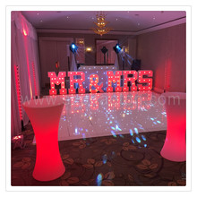 <span class=keywords><strong>Bruiloft</strong></span> Decoraties Decoratieve Letters Mr En Mrs, Oplichten Letters Led Marquee Brief Teken Decoraties <span class=keywords><strong>Bruiloft</strong></span> <span class=keywords><strong>Bruiloft</strong></span>