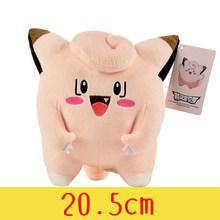 Плюшевые игрушки pikachu Squirtle Charmander Snorlax Lapras Gengar kawaii Аниме Мягкие игрушки в подарок на день рождения кукла подарок для детей(Китай)