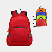 china supplier hot sale Portable folding backpack
