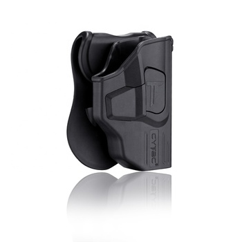 Cytac Tactical Polymer Holster for Glock 43, 43X