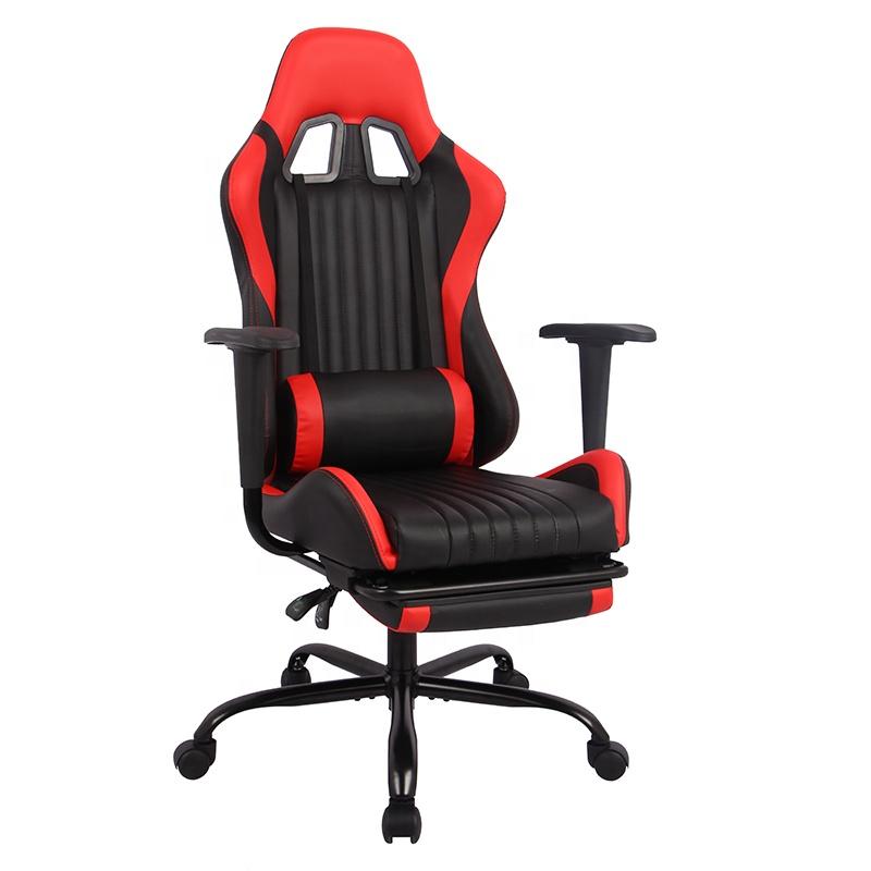 2020 HENGLIN Desain Baru Perabot Kantor Tinggi Adjustable Sandaran Tangan Komputer Balap Kursi dengan Harga Murah Putar Angkat Gaming Kursi