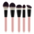 Factory Direct Sales High Quality 11pcs Soft Synthetic MakeupBrushes Set Cosmetic brush with OEM/Custom Logo/Private Label