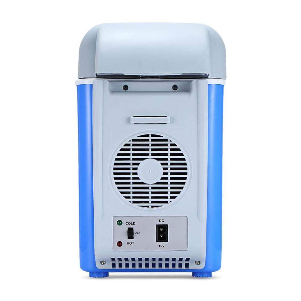 Factory Sale mini freezer car fridges 12v mini refrigerator for car 7.5L car small fridge Portable cold and hot fridge box