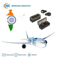 Air transport logistics shipping low cost china to India Logistics service