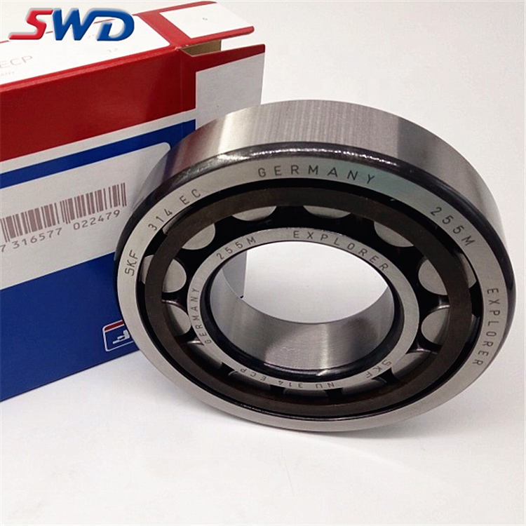 Removable Inner Ring NU316 C3  ZKL Cylindrical Roller Bearing