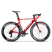 2019 new model road race bike 7 SPEED factory super light carbon fiber road bicycle
