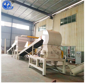 Scrap Waste PCB Metal Separation Recycling E Waste machine Plant Manufacturer