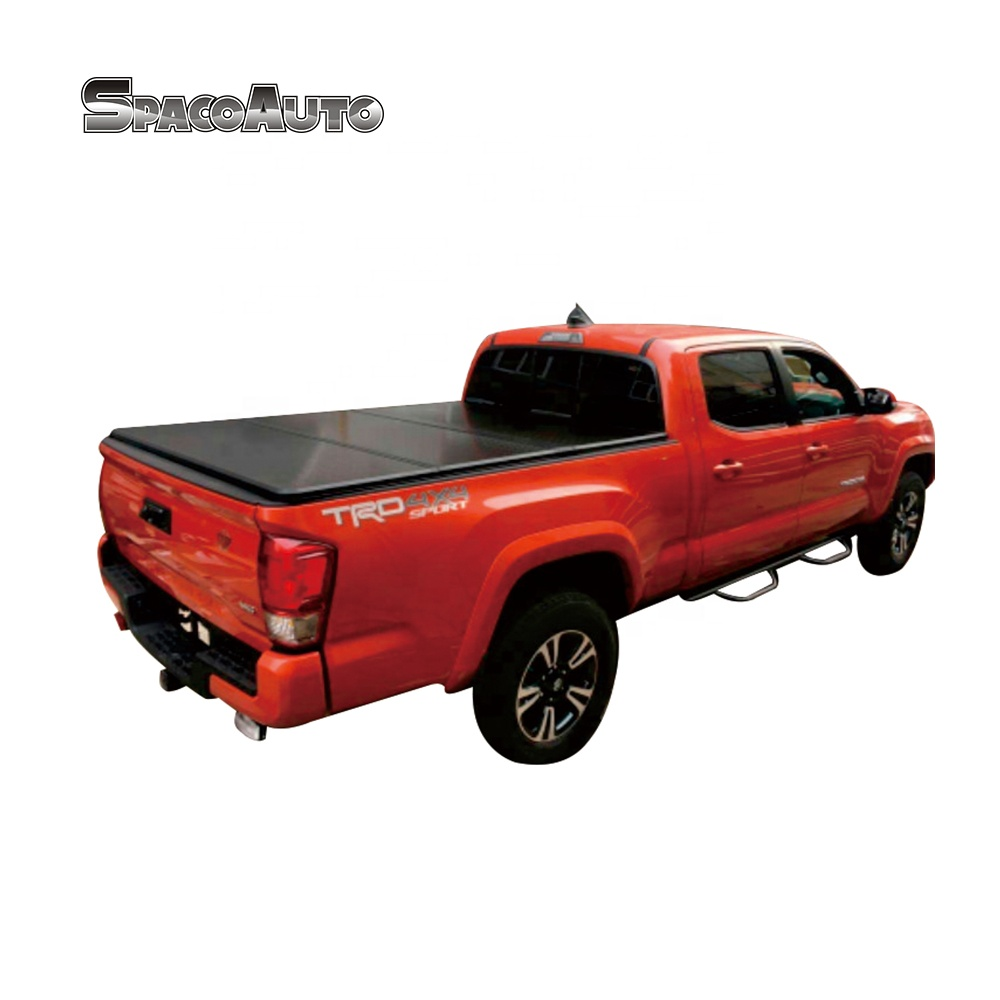Hard Trifold Dodge Ram 1500 Bed Cover