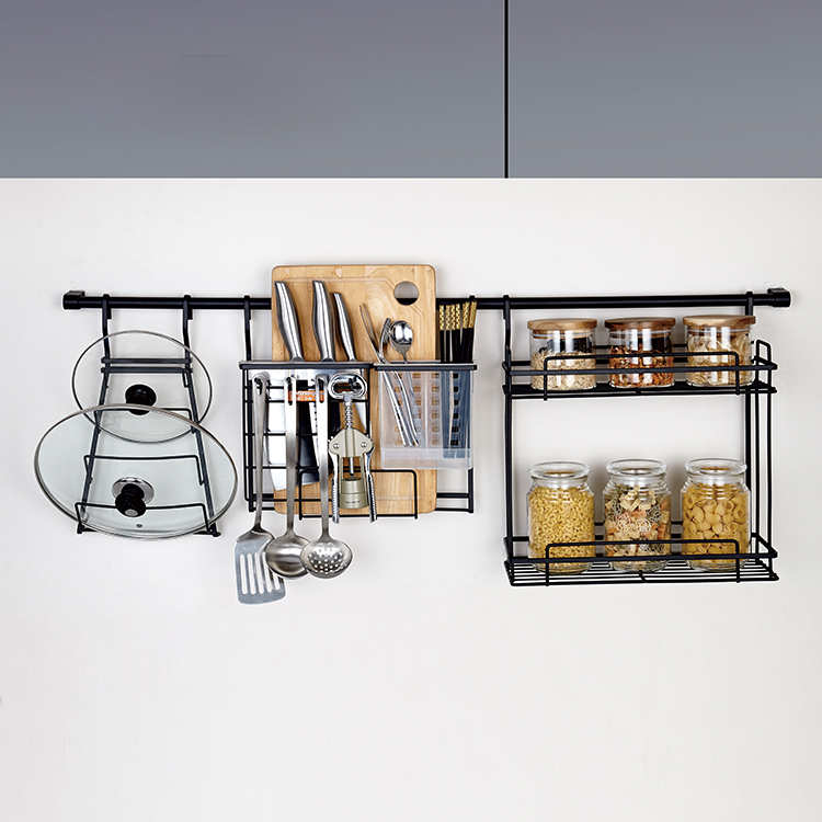 factory wholesale 6 layers wire metal pantry storage tall basket for Kenya
