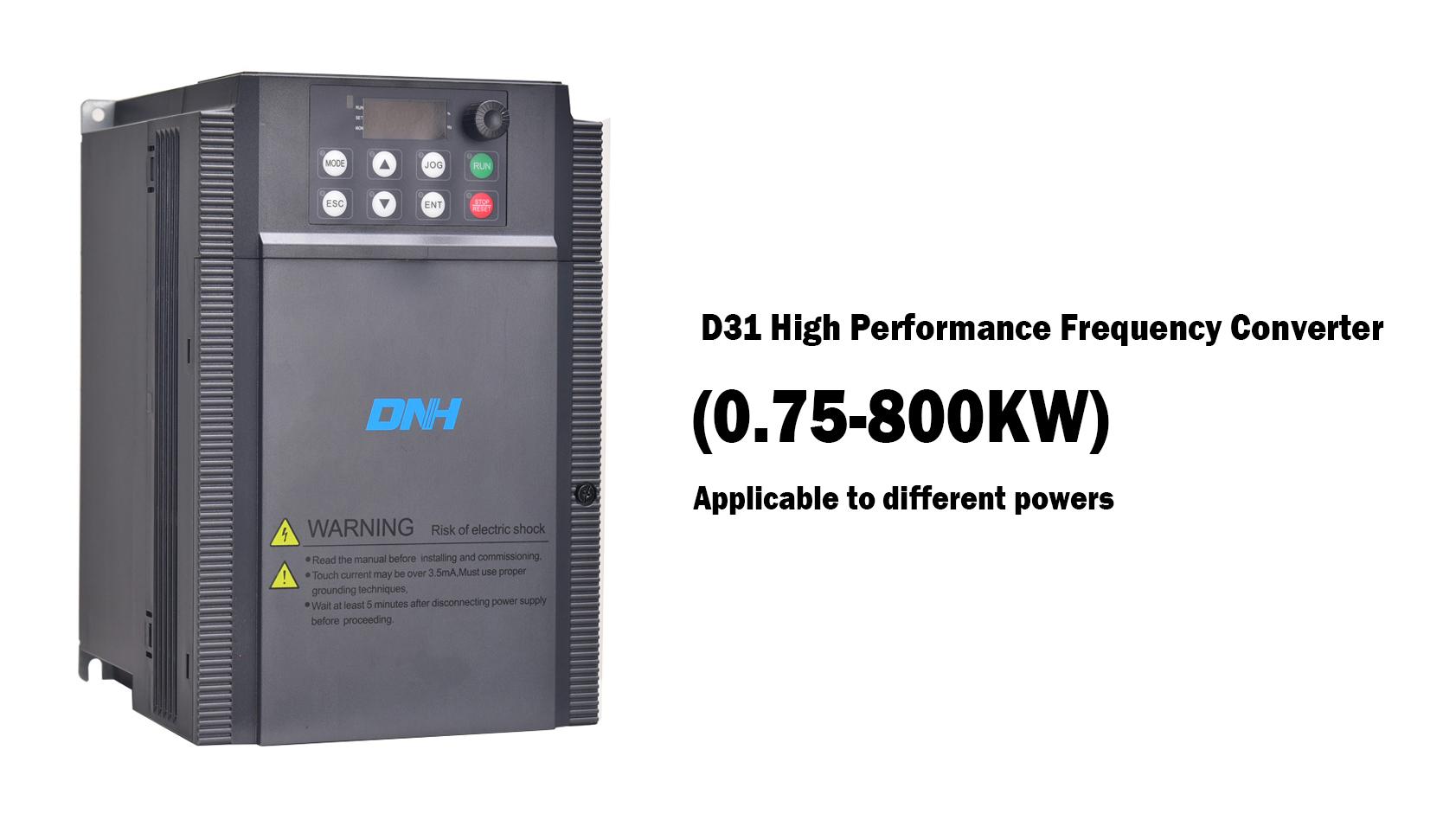 0.75-800KW 380V 3 phase input 3 phase output  inverter power inverter 60hz 50hz Variable Frequency Converters china vfd