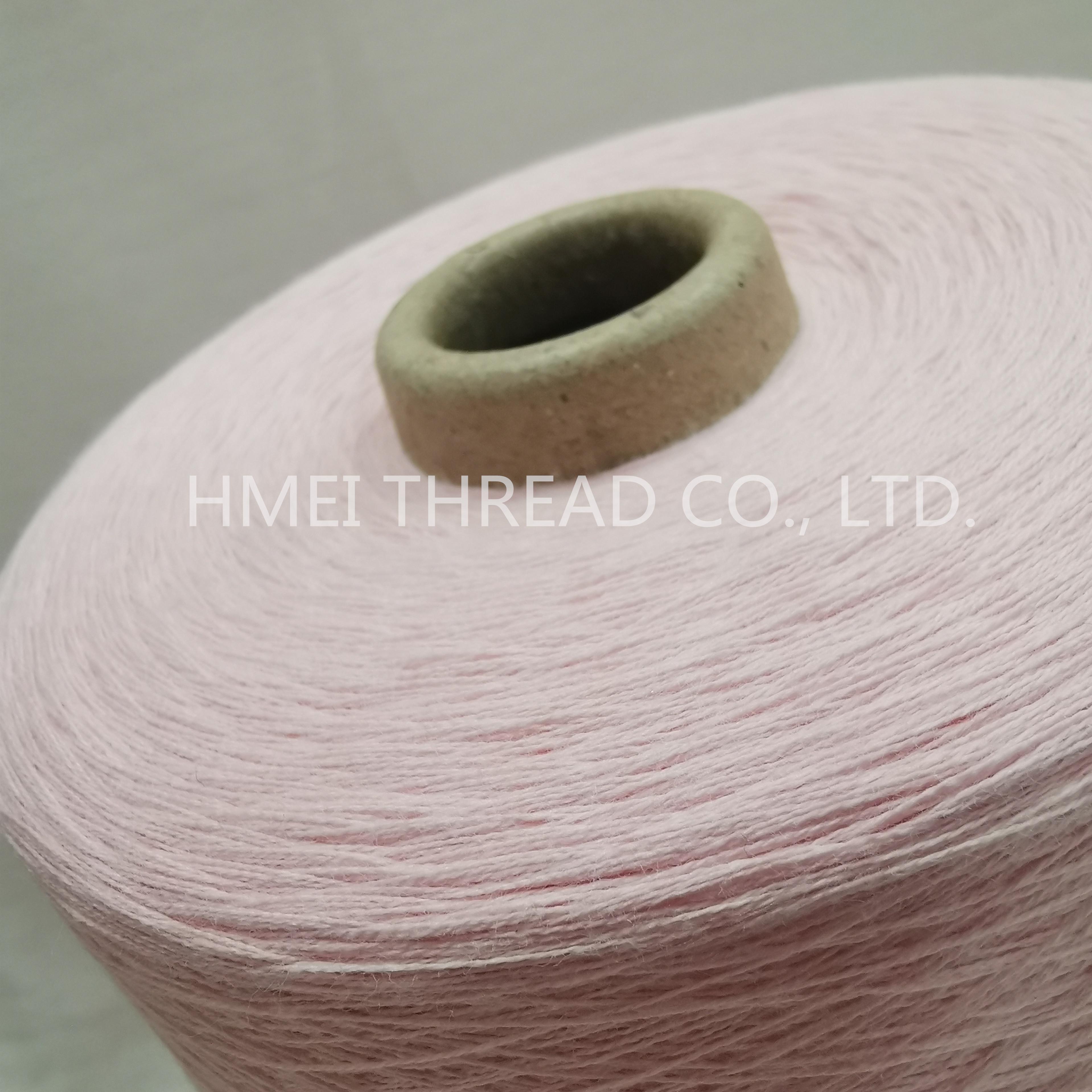 100% dyed viscose ring spun yarn