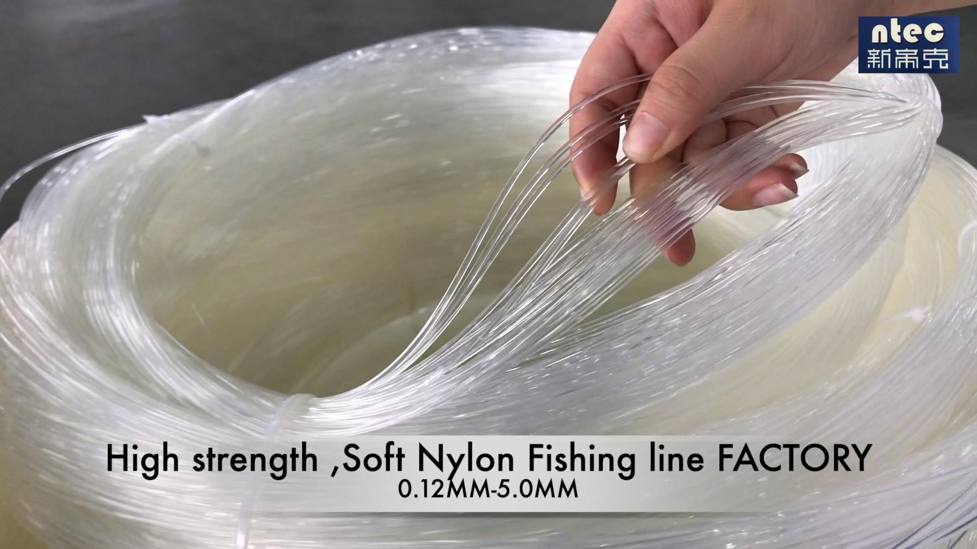 1.0MM 1.1MM 2.0MM 3.0MM बेहतर शक्ति लंबी लाइन मछली पकड़ने की रेखा