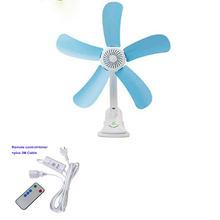 Горячий тихий 5 листьев Электрический зажим вентилятор Breezer кулер для коляски вентиляторы Электрический вентилятор многофункциональный на...(Китай)