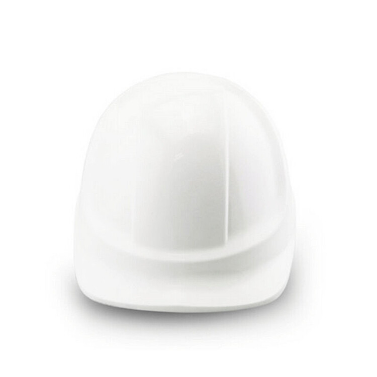 ABS safety helmet protection from the construction site construction power labor white breathable helmet