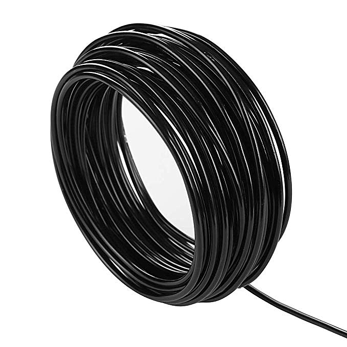 Factory Wholesale 0.6MM-5MM Metal Aluminum Alloy Wire For Gardening Tools Jewelry Wire