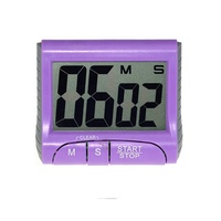 Colorful Kitchen Cook Timer Customized With Hanging Hole