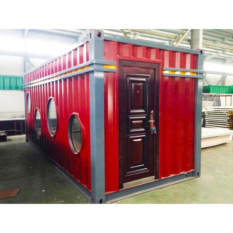 Modifiye konteyner ev fiyat konteyner kahve dükkanı kargo konteyneri evleri çin