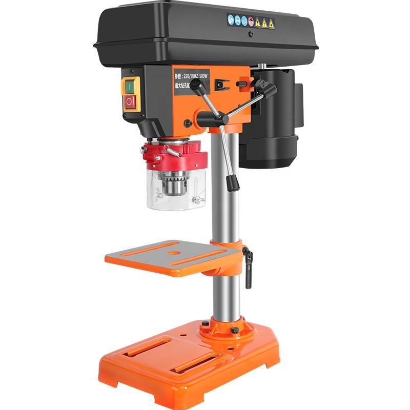 Hot sale cheap price drilling machine upright bench drill press portable