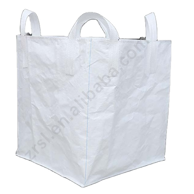 jumbo bag fibc container bag 1000KG for mud waste garbage