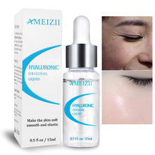 AMEIZII Private Label Hyaluronsäure Serum Anti Aging Gesicht Kollagen Hautpflege Feuchtigkeits Bleaching Vitamin C Vitamin E Essenc