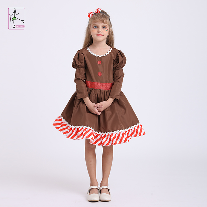 Wholesale christmas eve costumes christmas party costume christmas costume for children