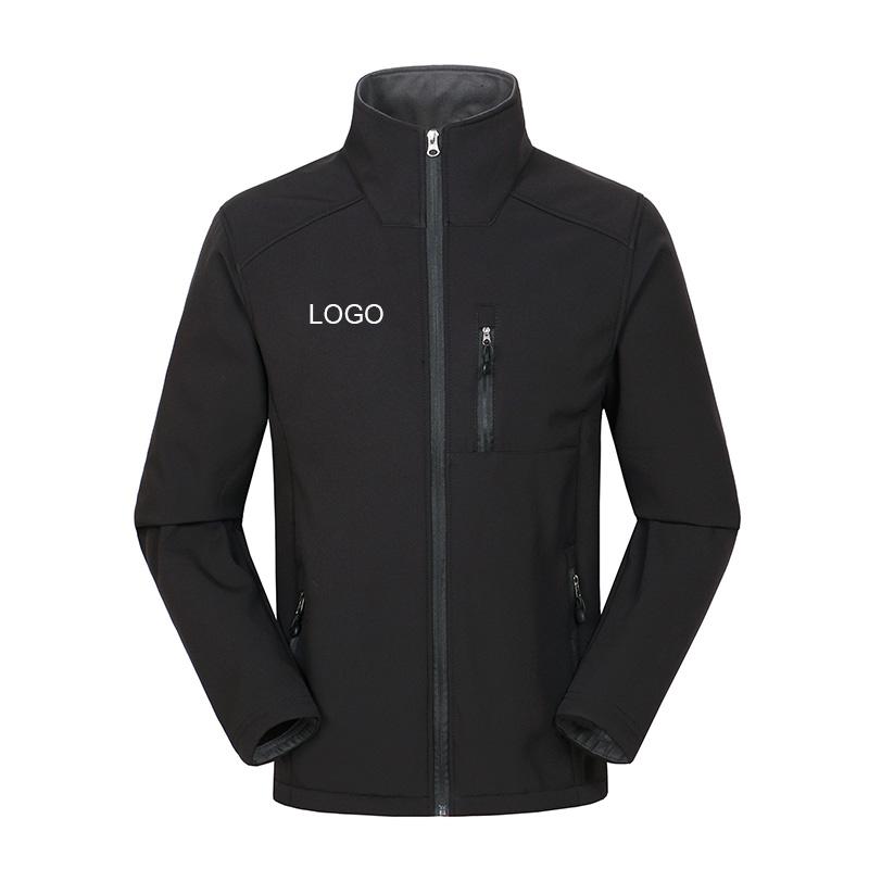 Chaquetas Softshell para deportes al aire libre, chaqueta transpirable de malla de secado rápido a prueba de viento, para acampar, senderismo, hombres, marca de chaqueta de Trekking al aire libre