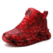 Мужские кроссовки с вулканизированной подошвой, легкие кроссовки с высоким берцем, новинка 2020(Китай)