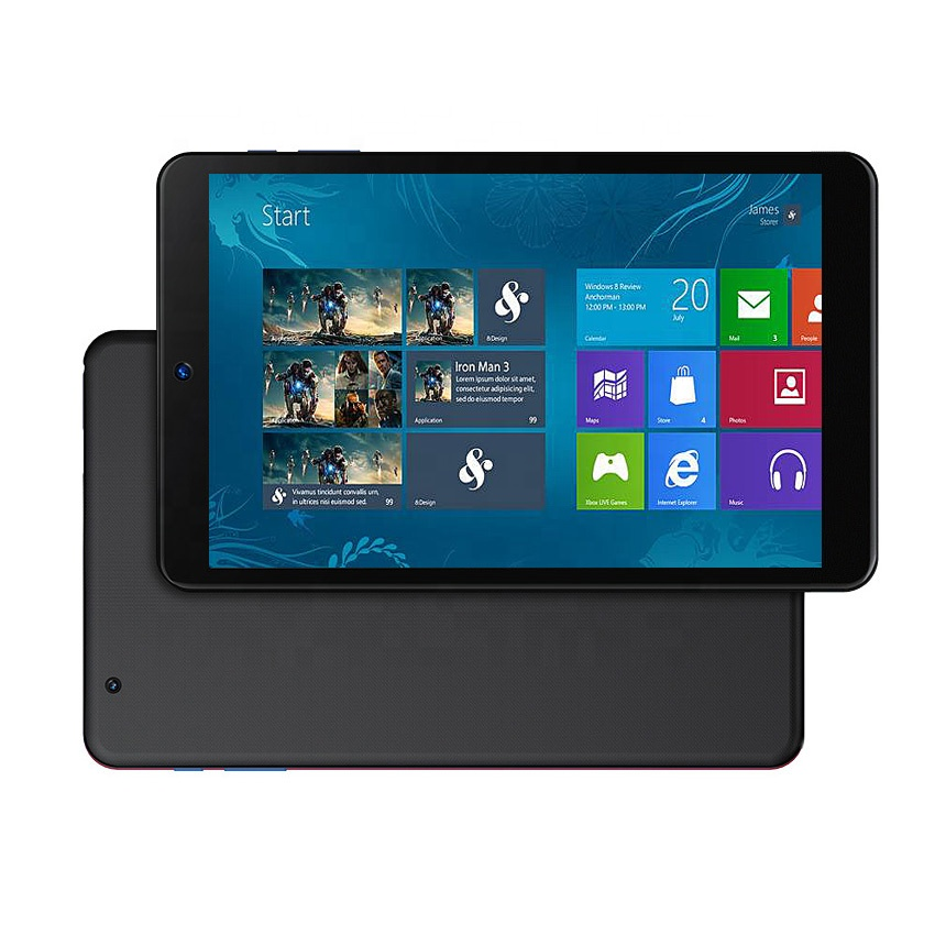 Latest 8 inch Touch Screen Mini Tablet PC Window 10 with 4GB Ram 64GB Storage for Kids and Students