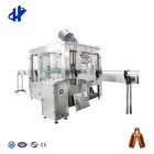 Carbonation 12 Heads Beer Can Filling Carbonation Machine From Shandong Hg Machinery Co. Ltd