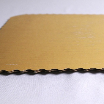 New Type Sell Well Multi-used Golden Cake Board