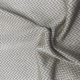 Unprocessed fabric raw material spun silk jacquard weave spun silk