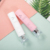 Wholesale Recycled Empty Silk Screen Printing Plastic Lip Balm Chapstick Tubes Packaging