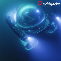 1200m deep submarine boat sea vehicle underwater sightseeing archaeological sea project salvage yacht diving equipment
