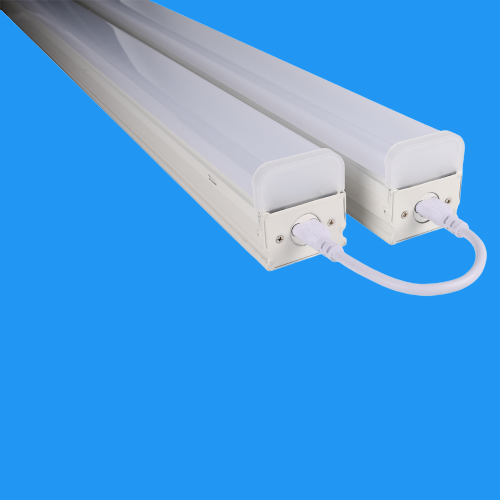 Easy Series Connection Linear 4FT LED Strip Light Surface Mounted by Steel Bracket