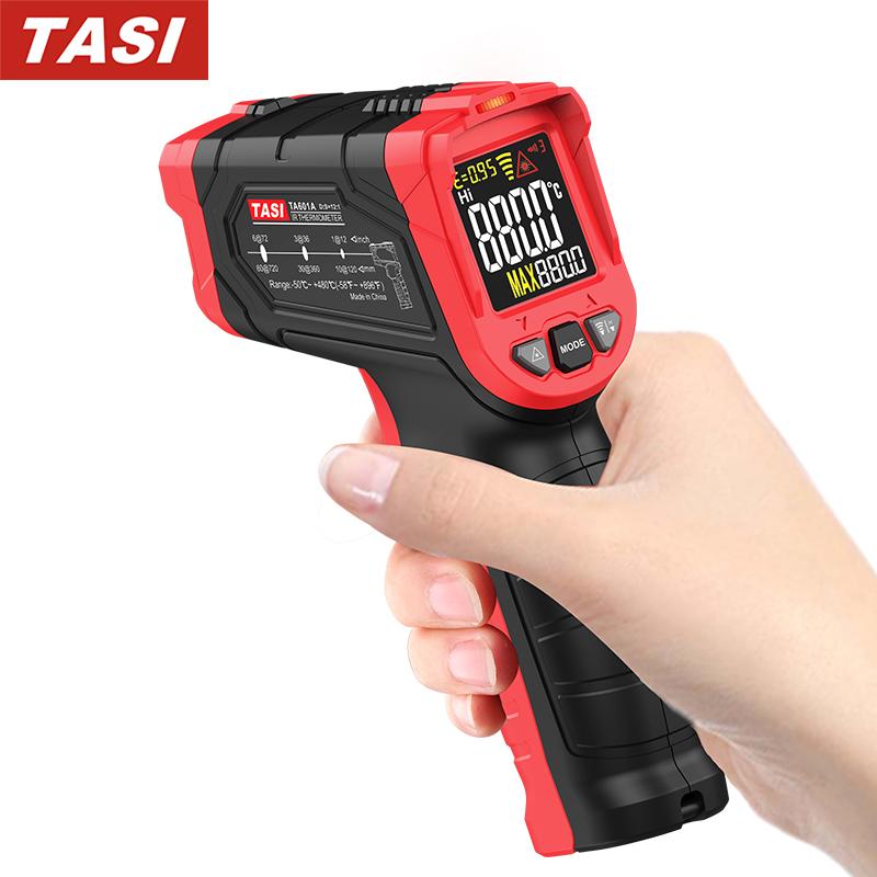 TASI Digital Laser Non Contact Infrared Thermometer TA601A - KingCare | KingCare.net