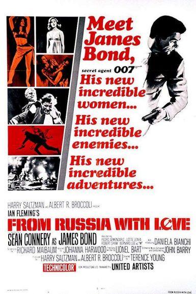 1963经典冒险动作片《007之俄罗斯之恋》HD720p.中英字幕