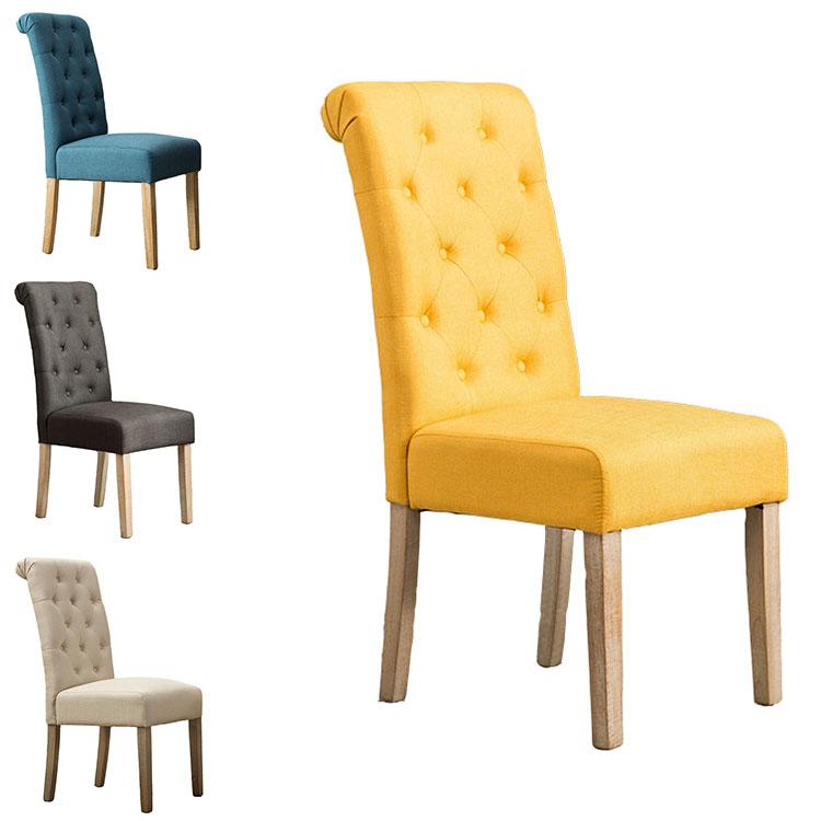 Venta al por mayor sillas de comedor modernas baratas Compre