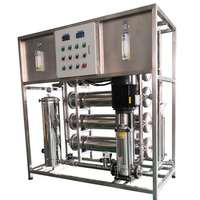 Factory Custom98% RO Reverse Osmosis SeaWater groundwater Filter Equipment System /Pure Water Treatment Machine Plant