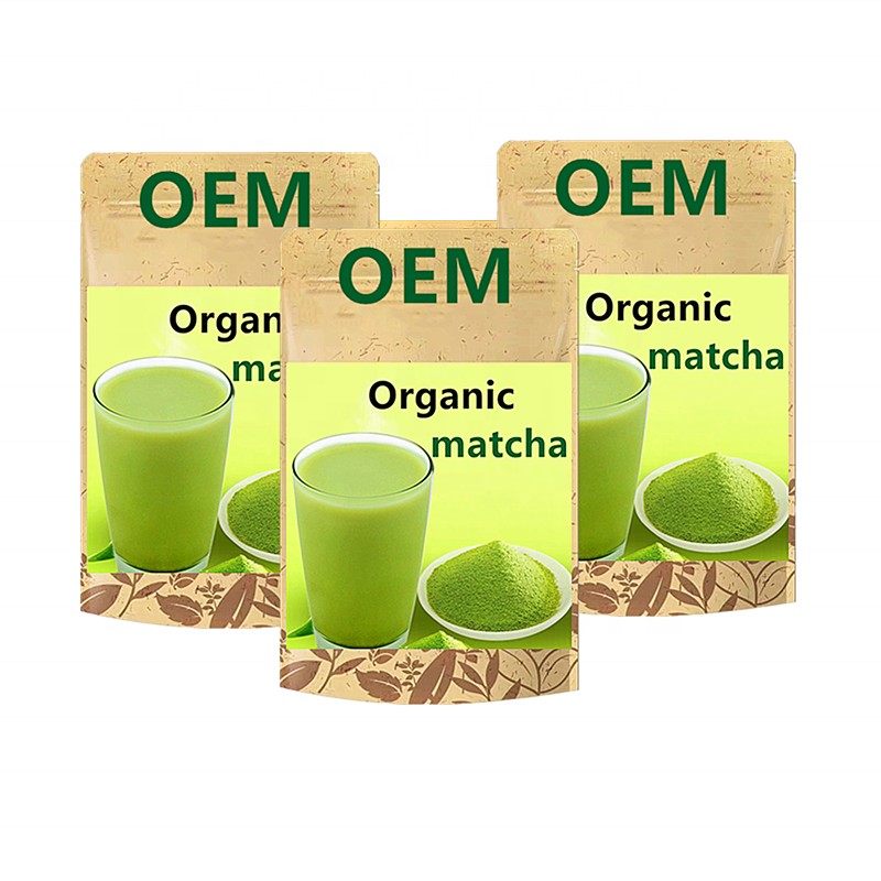 Factory supply Private Label organic matcha green tea powder - 4uTea | 4uTea.com