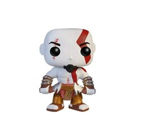God of War Kratos 2019 kids toys FUNKO POP PVC Model Collection Gift Toys Action Figures Kids Boy Toy Children
