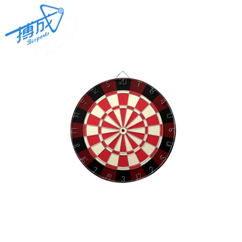 Custom Printed Logo Bristle Dart Board with Muti-Color