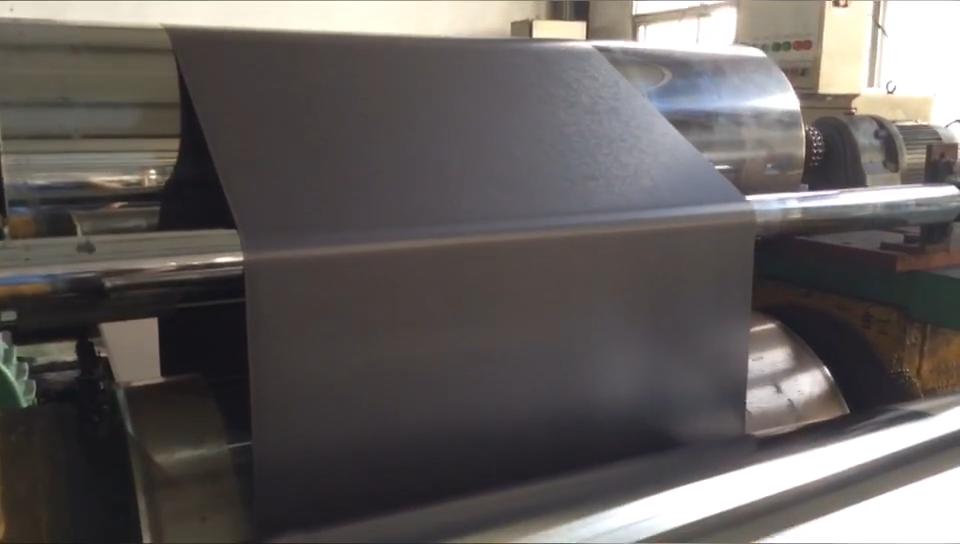 להדפסה גמיש גומי מגנטי רול עם מט מבריק לבן pvc ויניל