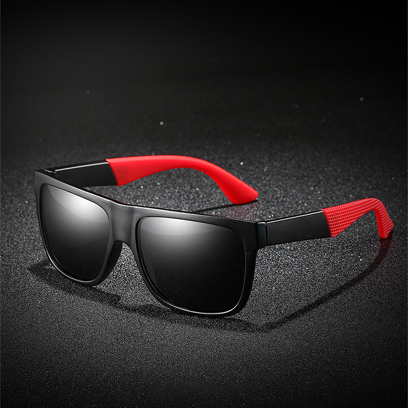 Fuqian men folding sunglasses fashion design for running-7