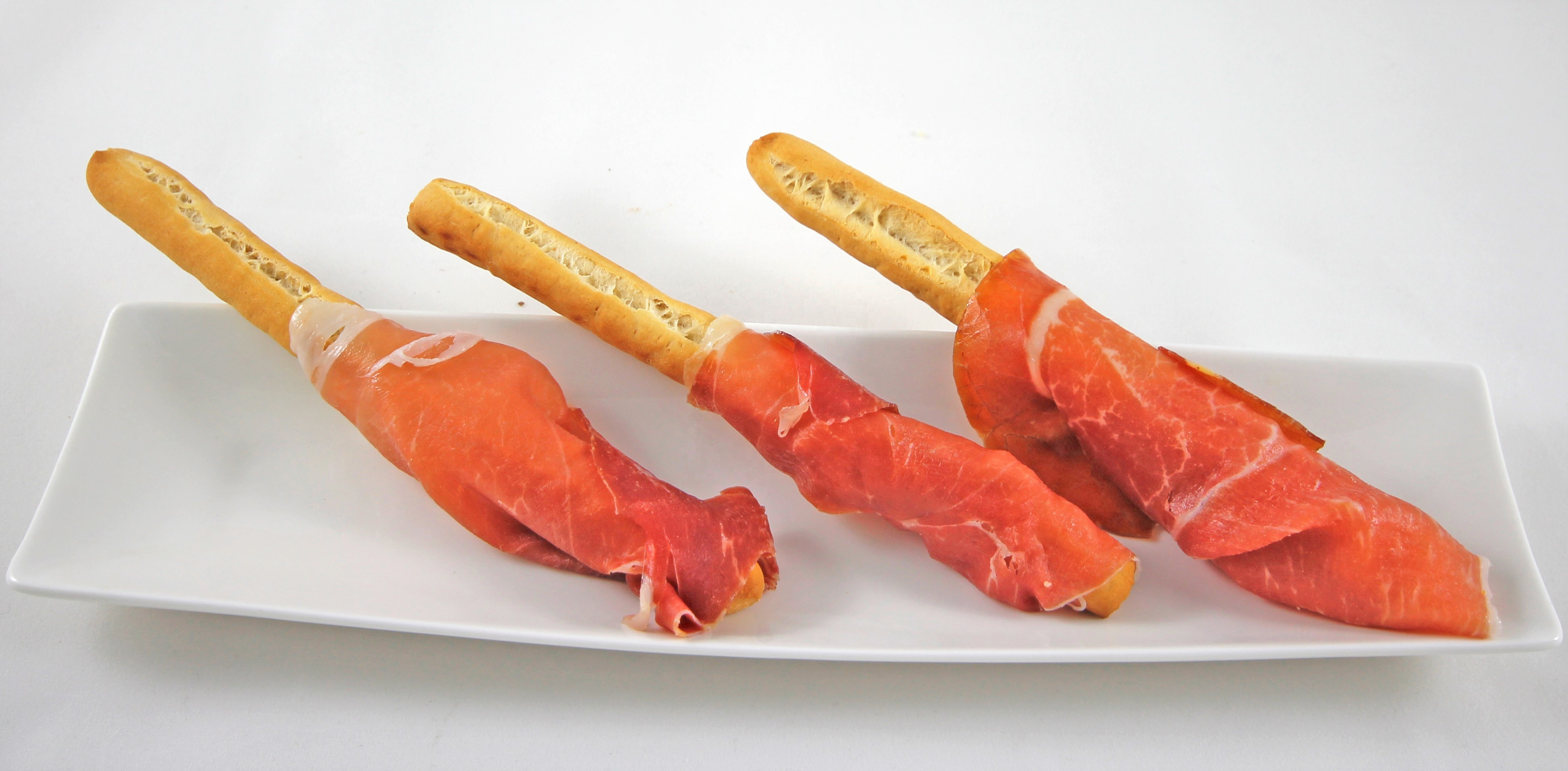 250g Breadsticks with Onions Giuseppe Verdi Selection Breadsticks