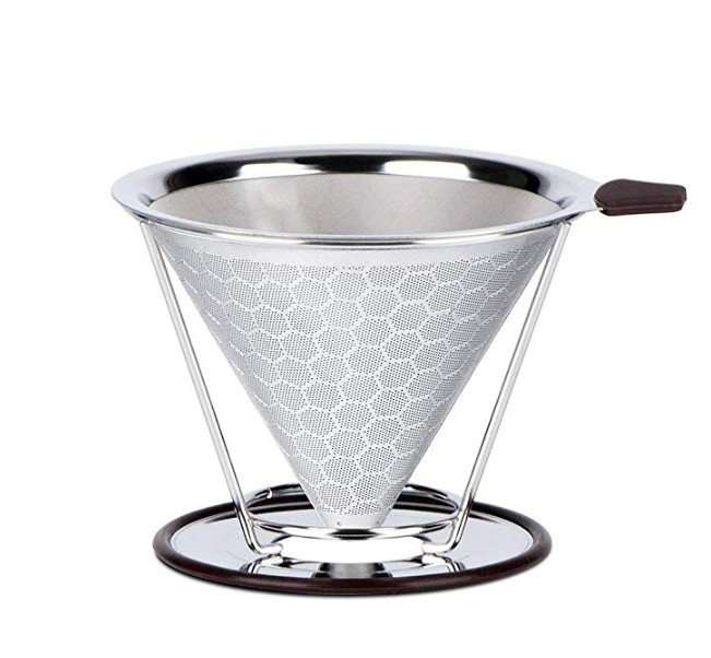 Hot Selling Pour Over <strong>Drip</strong> Cold Brew <strong>Coffee</strong> <strong>Maker</strong> With Cone <strong>Coffee</strong> Filter