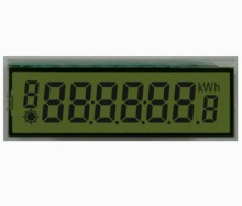 8 digit 7 segment <span class=keywords><strong>lcd</strong></span> <span class=keywords><strong>display</strong></span> china glas <span class=keywords><strong>display</strong></span> meter <span class=keywords><strong>display</strong></span> monochroom 3v meter panel