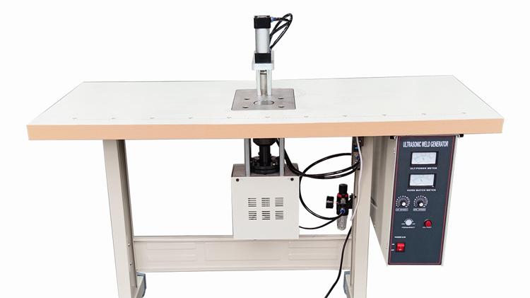 Ultrasonic Manual face mask ear loop welding machine  for KN95