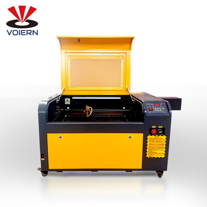 VOIERN 4060 Laser snijmachine Co2 lasergravure machine voor multiplex MDF