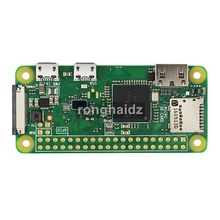 Onboard WiFi & Bluetooth 1GHz CPU 512MB RAM <span class=keywords><strong>Linux</strong></span> <span class=keywords><strong>OS</strong></span> 1080P HD Video Ausgang Raspberry Pi RPi 0 W Raspberry Pi Null W